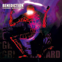 Benediction - Grind Bastard (re-release) (CD)