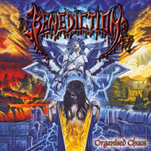 Benediction - Organised Chaos (Re-release) (CD)