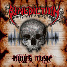 Benediction - Killing Music (Re-release) (CD)