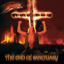 Sinner - The End Of Sanctuary (CD)
