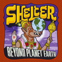 Shelter - Beyond Planet Earth (CD)
