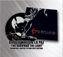 Doogie White & La Paz - The Dark And The Light (Numbered Limited Picture Disc Edition) (VINYL ALBUM)