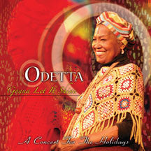 Odetta - Gonna Let It Shine: A Concert For the Holidays (CD)