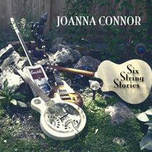 Joanna Connor - Six String Stories (CD)