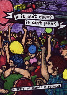 If It Ain't Cheap, It Ain't Punk: Fifteen Years Of Plan-it X Records (DVD)