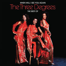 Three Degrees - The Best Of (CD)
