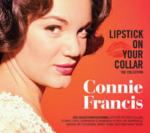 Connie Francis - Lipstick On Your Collar: The Collection (CD)