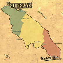 Bluebeats - Respect Due (CD)