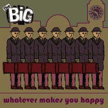 Big - Whatever Makes You Happy (CD)