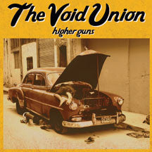 Void Union - Higher Guns (CD)