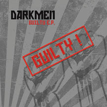 Darkmen - Guilty Ep (CD)