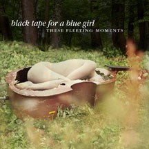 Black Tape For A Blue Girl - These Fleeting Moments (CD)