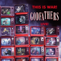 Godfathers - This Is War! The Godfathers Live! (CD)