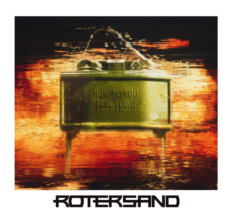 Rotersand - How Do You Feel Today? (CD)
