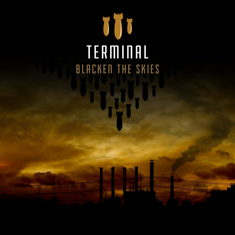 Terminal - Blacken The Skies (CD)