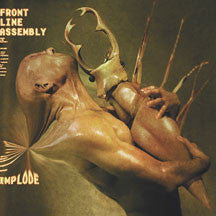 Front Line Assembly - Implode (CD)