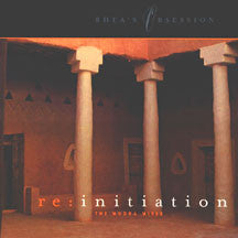 Rhea's Obsession - Re: Initiation (CD)