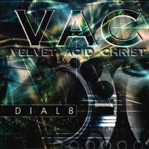Velvet Acid Christ - Dial8 (CD)