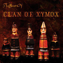 Clan Of Xymox - The Best Of Clan Of Xymox (CD)