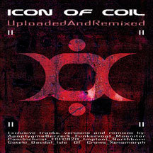 Icon Of Coil - Uploadedandremixed (CD)