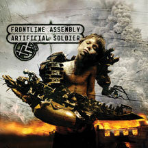 Front Line Assembly - Artificial Soldier (CD)