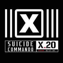 Suicide Commando - X.20 (best Of) (CD)