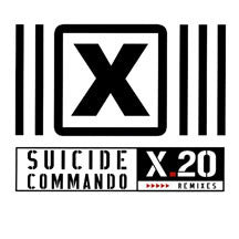 Suicide Commando - X.20 Remixes (CD)