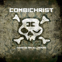 Combichrist - Today We Are All Demons [damaged Cover, Non Returnable Double Lp Vinyl] (VINYL ALBUM)