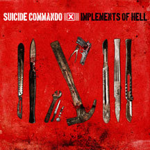 Suicide Commando - Implements Of Hell (regular Edition) (CD)