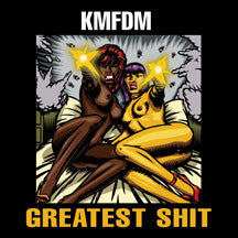 Kmfdm - Greatest Shit (CD)