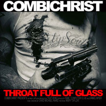 Combichrist - Throat Full Of Glass (CD)
