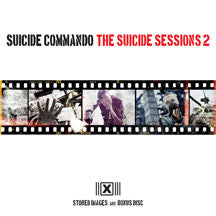 Suicide Commando - The Suicide Sessions 2 (CD)