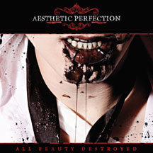 Aesthetic Perfection - All Beauty Destroyed (CD)