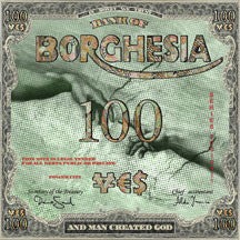 Borghesia - And Man Created God [limited Edition Lp Vinyl] (VINYL ALBUM)