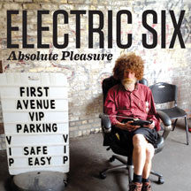 Electric Six - Absolute Pleasure (CD)