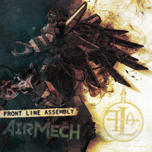 Front Line Assembly - Airmech (CD)