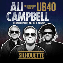 Ali Campbell - Silhouette (the Legendary Voice Of Ub40 - Reunited With Astro And Mickey) (CD)