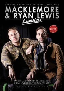 Macklemore & Ryan Lewis - Limitless (DVD)