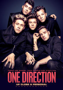 One Direction - Up Close & Personal (DVD)