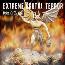 Extreme Brutal Terror - Voice of Demon (CD)