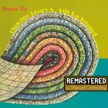 Ash Ra Tempel with Timothy Leary - Seven Up (CD)