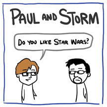 Paul And Storm - Do You Like Star Wars? (CD)