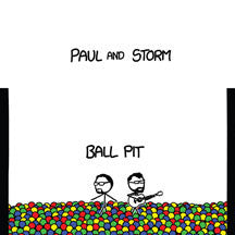 Paul And Storm - Ball Pit (CD)