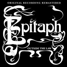 Epitaph - Outside The Law (CD)