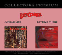 Birth Control - Jungle Life/Getting There (CD)
