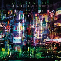 Agitation Free - Shibuya Nights (VINYL ALBUM)