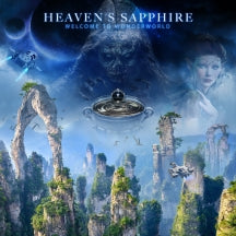 Heaven's Sapphire - Welcome To Wonderworld: Limited Mediabook (CD)
