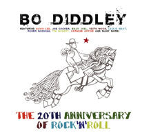 Bo Diddley - 20th Anniversary Of Rock'n'roll (CD)