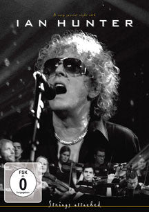 Ian Hunter - Strings Attached (DVD)