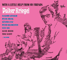 Volker Kriegel - With A Little Help From My Friends + Bonus (CD)